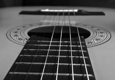 •• A painter paints pictures on canvas. But musicians paint their pictures on silence - Leopold Stokowski ••  • • • • • • • #music #muscians #musicislife #guitars #strings #leopoldstokowski #blackandwhitephoto #instrument #art #creativity #cords #musicquotes #guitarquotes