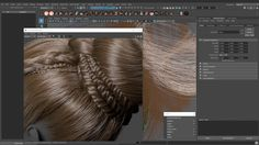 Hi guys,  Welcome back to this series of tutorials about hairstyling in Ornatrix For Maya. In this video, we are going to continue creating our tied bun hairstyle.…