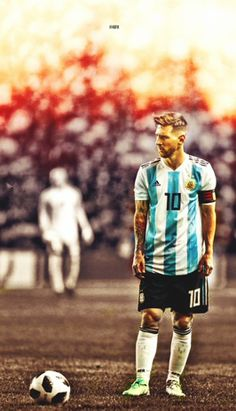 He is all set for World Cup 2018 Russia Lionel Messi, Messi 10, World Football, Sport Football, Messi Argentina 2018, Football Updates, Leo, Russia 2018, Good Soccer Players