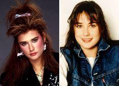 Baby Demi. #80s #movies