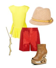 Pinocchio PLUS 10 Disney Classic Character Outfits for the Real World!