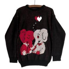 Elephant Love Jumper UK 8-10