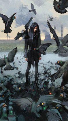 Pollution by Rheann