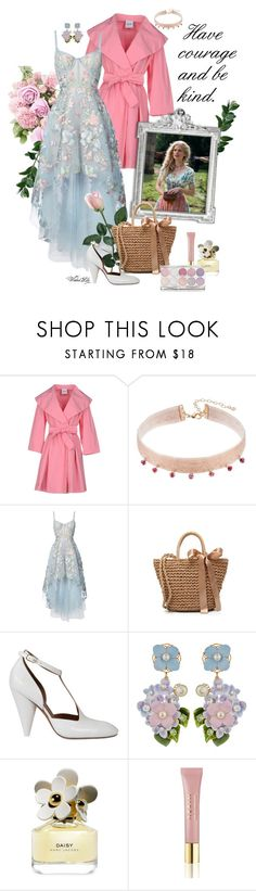 """""""Cinderella's Mother from """"Cinderella"""""""" by le-piano-argent ❤ liked on Polyvore featuring Moschino Cheap & Chic, LC Lauren Conrad, Notte by Marchesa, CÉLINE, Dolce&Gabbana, Marc Jacobs and AERIN"""