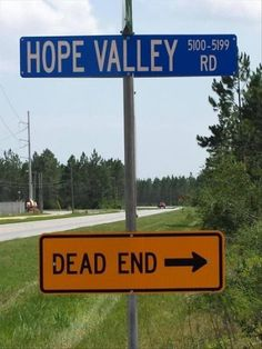 Life Is Hard And These Signs Aren't Helping - 20 Pics
