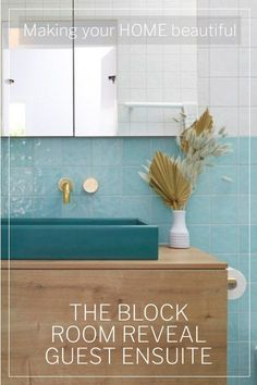 Week 2 of The Block 2020 saw the contestants completing a guest ensuite to suit the era of their home.