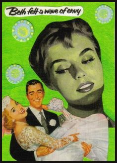 Envy Green Lawn, Seven Deadly Sins, Envy, Baseball Cards, Movie Posters, Color, Film Poster, Colour, Billboard