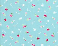 Pam Kitty Garden by Pam Kitty for Lakehouse LH14000 Aqua