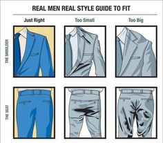 The Ultimate Style Guide for Real Men (4 pics) - Picture #1 - Izismile.com
