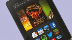 Amazon Kindle Fire price cut by £25