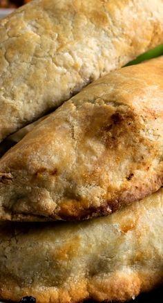 Sausage and Apple Empanadas