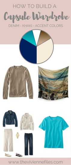 What are Good Accent Colors for Denim and Khaki? How about Teal and Camel?