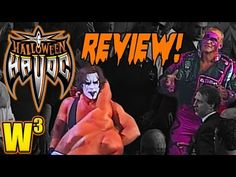 WCW Halloween Havoc 2000 Review   Wrestling With Wregret
