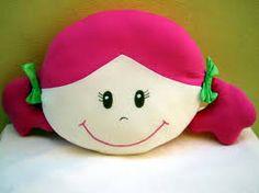 Resultado de imagem para almofadas de bonecas