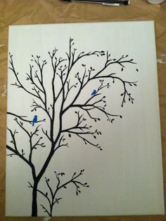 tree painting #1