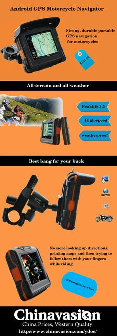 Wholesale Category for Android GPS Devices including: GPS / Sat Nav Devices for cars - Portable GPS Systems and Handheld GPS Navigation Devices - GPS Trackers and Loggers - GPS-enabled Gadgets such as GPS watches - Motorcycle GPS Navigators.  For more: http://www.chinavasion.com/china/wholesale/GPS-Sat_Nav_Devices/ www.newlookmegastore.com