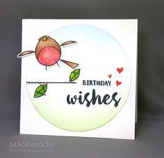 MASKerade: Seize The Birthday - Birdie Wishes
