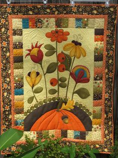 Keep Me In Quilts: AUTUMNAL