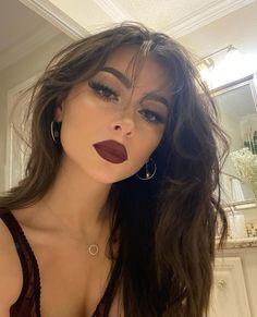 Makeup Eye Looks, Cute Makeup, Glam Makeup, Pretty Makeup, Beauty Makeup, Hair Makeup, Hair Beauty, Aesthetic Hair, Aesthetic Makeup