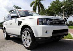 2013 Land Rover Range Rover Sport West Palm Beach, FL #landroverpalmbeach #landrover #rangerover http://www.landroverpalmbeach.com/