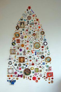 Doe het zelf kerstboom Tuinen van Appeltern.