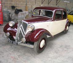 Citroën Traction 1937