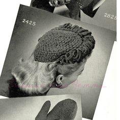 Excellent Image of Free Vintage Crochet Patterns Free Vintage Crochet Patterns Free Vintage Crochet Pattern Fantastic Frilled Hat Vintage Crochet Doily Pattern, Crochet Wedding Dress Pattern, Crochet Pillow Pattern, Vintage Crochet Patterns, Crochet Bedspread, Vintage Knitting, Sewing Patterns, Hat Patterns, Crochet Hat For Women