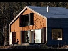 12 brilliant prefab homes that can be assembled in three days or less Ireland's first shipping container home – Inhabitat - Green Design, Innovation, Architecture, Green Building Prefabricated Houses, Prefab Homes, Modular Homes, Tiny Homes, Container House Price, Container Homes For Sale, Beautiful Houses Interior, Beautiful Homes, Houzz