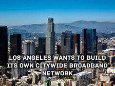"""#tech #technology #news #breakingnewshttps://goo.gl/qZu82n """"Los Angeles wouldnt be the first municipality to create their own broadband utility. But theyd probably be the biggest. Earlier today the Los Angeles City Council introduced a motion to study the feasibility of a massive citywide broadband grid. The motion wasstarted byCouncilmember Paul Krekorian. And it calls for a citywide utility that would bring broadband to every residential and business address. Most importantly it would…"""