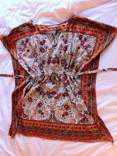 Hermes Scarf Dress