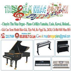 Thu mua đàn Organ - Piano: Mua đàn Organ - Piano Giáo Cao