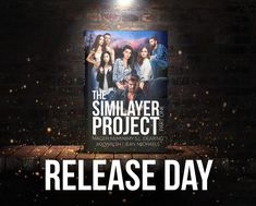 Rising Indies United: It's Live! Release Day Blitz: The Similayer Projec...