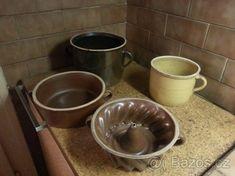 Prodam kameninové hrnce a formy - 1 Dog Bowls