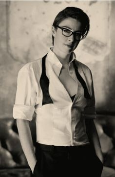 Sue Perkins - I love her humour - she is hysterical <3