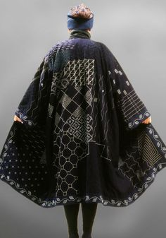 Sashiko coat | Toshie and Marico Chigyo: