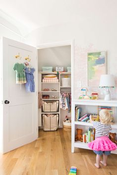 Our Closets, designed and styled - Emily Henderson