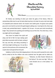 best charlie and the chocolate factory images in   roald  charlie and the chocolate factory essay roald dahl   charlie and the chocolate  factory extract