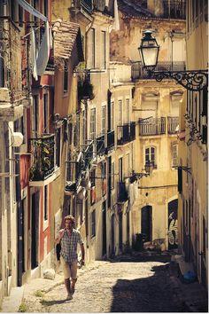 Lisbon, Portugal...✈...