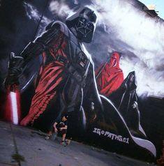 Star Wars Graffiti & Street Art From Around The World | Bored Panda