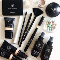 #playbeautifully #elfcosmetics