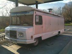Camion magasin vasp J7 1970 Etalmobil 7m50
