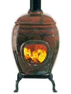 Earthfire - African Earth Ceramic Firepot (Large) - no stand Fire Stock, Home Appliances, Ceramics, Wood, African, Earth, House Appliances, Ceramica, Pottery