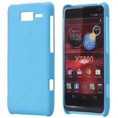 Hard Shell (Lyse Blå) Motorola RAZR i Deksel