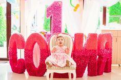 """Первый день рождения маленькой Софии. Резиденция """"Горный ручей"""""""