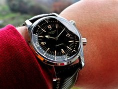 Longines Legend Diver No Date - counting lucky stars!