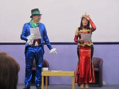 Reading of 'Adventures in Fetishland' at Smut by the Sea erotic authors and readers event, Scarborough 2013
