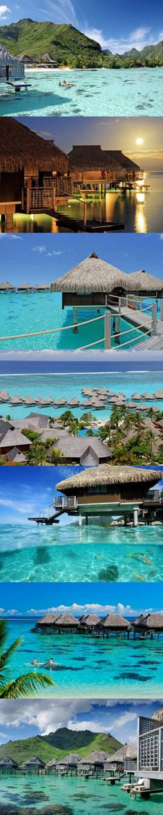 Hilton Moorea Lagoon Resort and Spa is located in the north of Moorea Island, one of the 118 islands in French Polynesia (French Polynesia is an overseas country of the French Republic – made up of several groups of Polynesian islands, the most famous island being Tahiti.