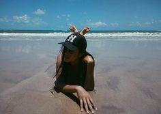 Praia , amor , amar , fotos , tumblr , criativo , alegria, Alegre , namoro (summer beach tumblr)