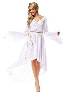 Athena Greek Goddess Adult Womens Halloween Costume