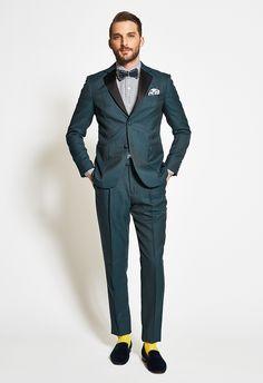メンズタキシード・パーティースタイル | タキシード レンタル | THE TREAT DRESSING【トリートドレッシング】 Party Suit For Man, Party Suits, Wedding Suit Styles, Wedding Suits, Wedding Dresses, Mens Fashion Suits, Mens Suits, Tuxedo Dress, Tuxedo Wedding